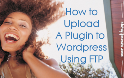 How to Upload a Plugin to WordPress Using FTP