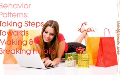Behavior Patterns: Taking Steps Towards Making or Breaking Habits